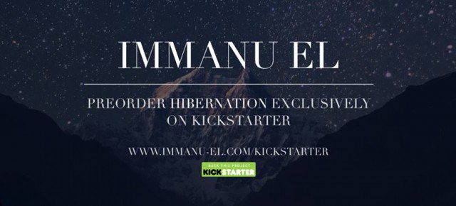 Immanu El new album Hibernation