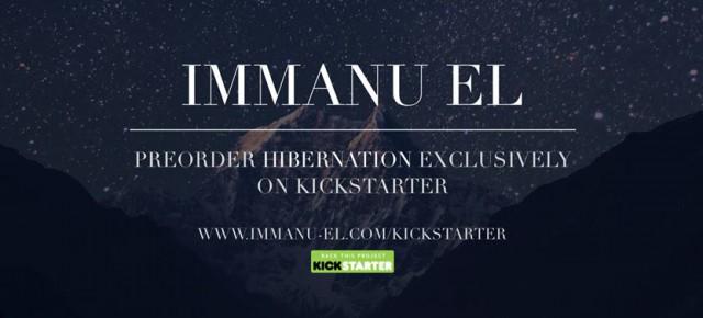 Immanu El new album Hibernation